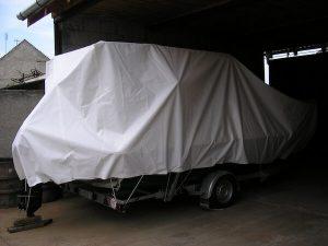 Plachty Piešťany - plachty na zakrytie vozíka